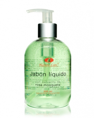 Jabón Liquido - Fragancia masculina